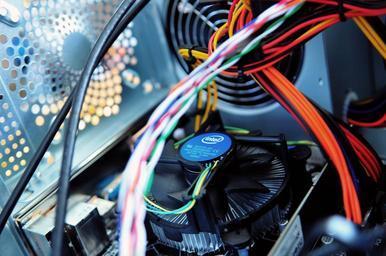 Vnitřek počítače