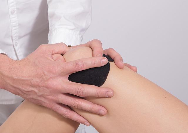 léčba kolene