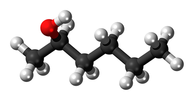 hexanol model