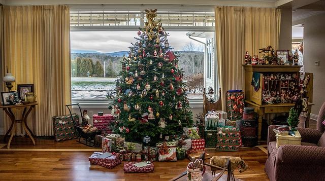 tradiční výzdoba vánoc