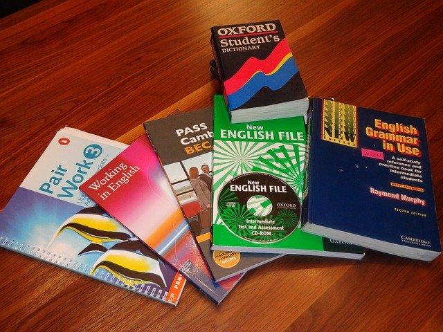 školní učebnice