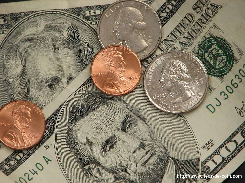 měna USA
